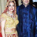 Fardeen Khan marriage picture