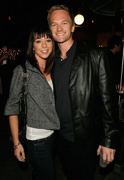 Neil and Alyson Hannigan