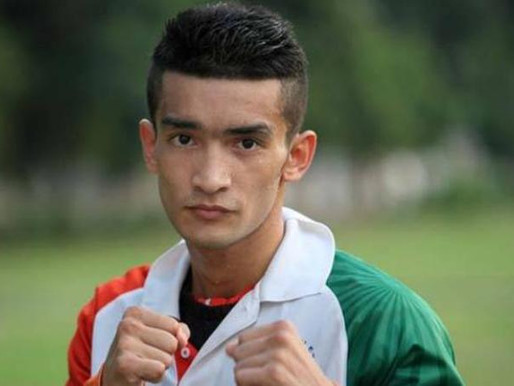 Shiva Thapa Height, Weight, Age, Biography, Family& More