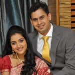 Rupali Bhosle with husband
