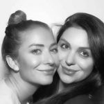 Whitney Wolfe With Her Sister