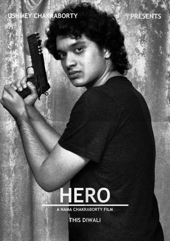 Namashi Chakraborty's short film poster