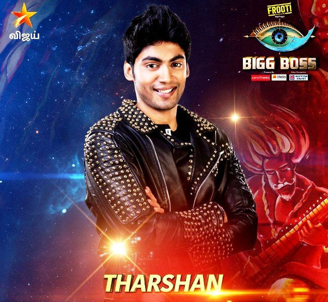 Tharshan Thiyagarajah Announced As A Participant In Bigg Boss Tamil (Season 3)