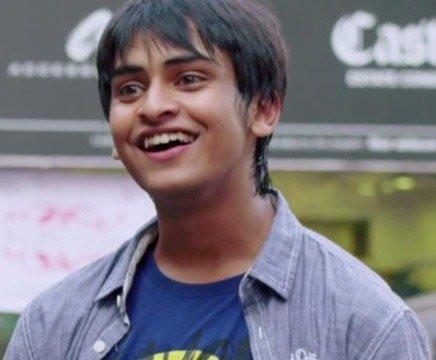 Saiee Manjrekar's step-brother Satya Manjrekar