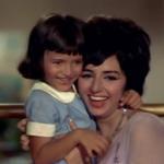 Sarika as child actor