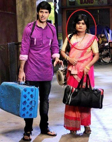 Harveer Singh as Pintu in 'Jijaji Chhat Per Hain'