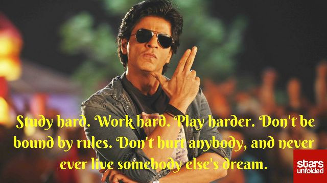 SRK Inspirational Quote 10