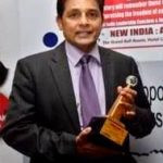 Mukesh Hariawala received Indian Healthcare Visionary of the Decade Award