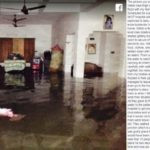 Keerthy Suresh facebook post after 2015 floods