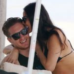 Demi Moore with Sean Friday