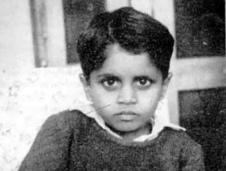 Kapil Dev's Childhood Photo