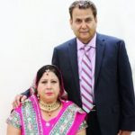 Zarra Barring parents