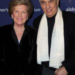 Garry Marshall with his wife, Barbara Marshall