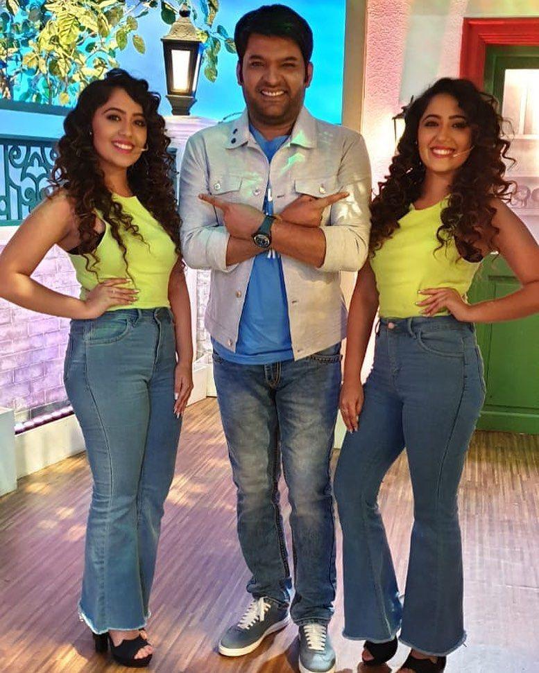 Chinky Minky with Kapil Sharma