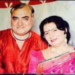 Deepshikha Nagpal Parents