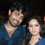 Deepika Singh with her husband