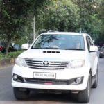 Sumeet Vyas - Toyota Fortuner