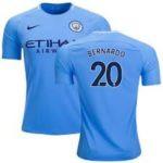 Bernardi Silva's Manchester City Jersey
