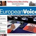 European Voice Newspaper