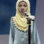 Rushdaa Naik Daughter of Zakir Naik