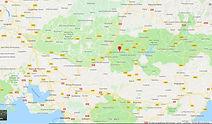 La Saluade, Greoux les Bains :aux frontières du Luberon et du Verdon