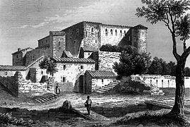 Greoux les Bains, son Chateau des Templiers