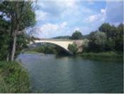 Gréoux les Bains : Pont du Verdon