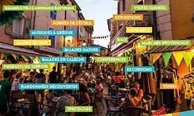 Gréoux les Bains : une multitude de loisirs