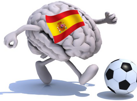 The Game In Spain Is Mainly In The Brain - Part 1