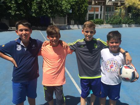 The Futsal Vision