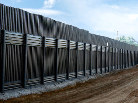 The Wall Is Already Built.  You Paid For It