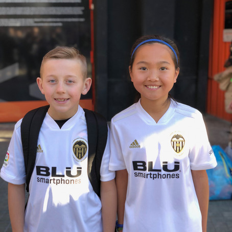 Young Eagleclaw Prospects in Spain