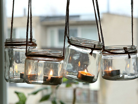 17 Creative Ways To Recycle Your Candle Jars
