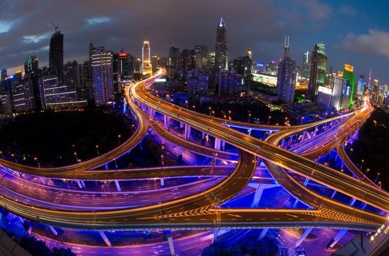 Shanghai Night Run