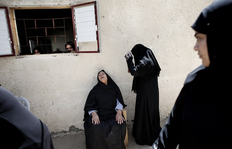 Gaza la souffrance