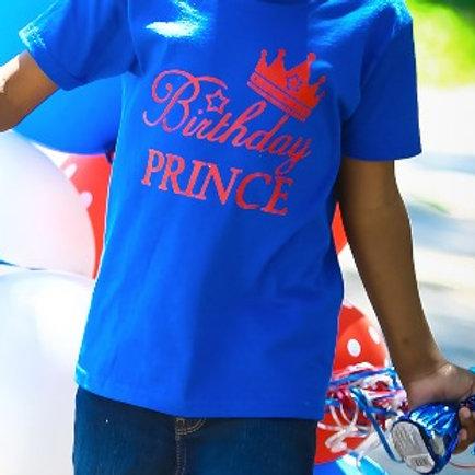 Birthday Prince T-Shirt