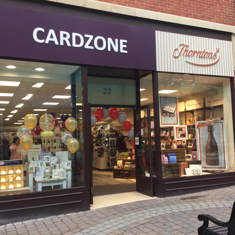 Cardzone/Thorntons, Didcot