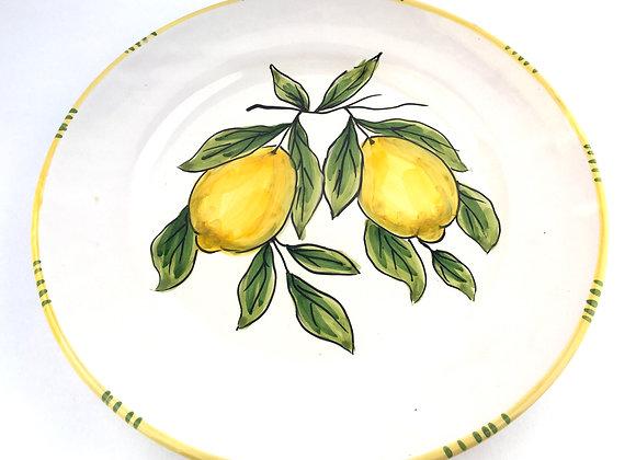 Dinner plate Sorrento design