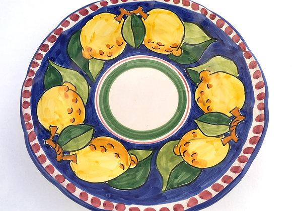 Dessert plate Ravello design