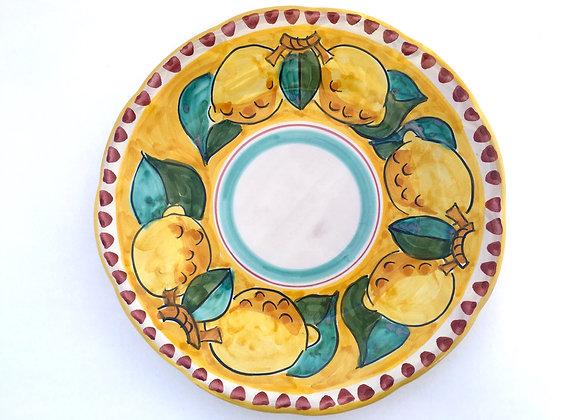 Dessert plate Amalfi design