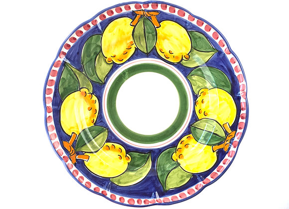 Dinner plate Ravello design