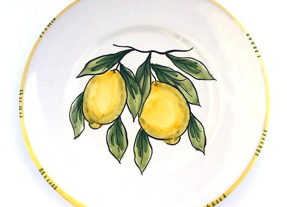 Dessert plate Sorrento design