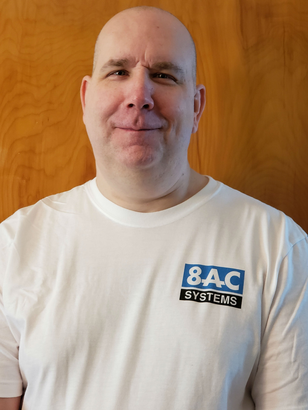 Kenneth Johnson, master codesman at 8AC Systems in Wilkes Barre, Pa.