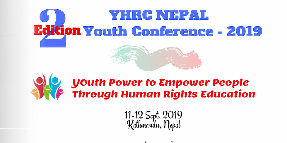 YHRC NEPAL YOUTH CONFERENCE