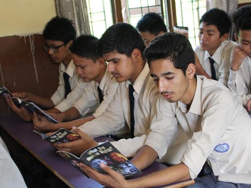 Human Rights Education at School