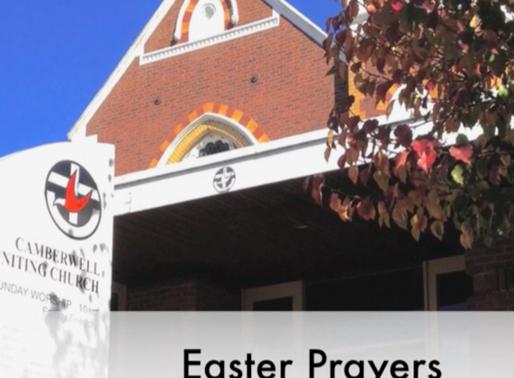 Easter Sunday Prayers 2020