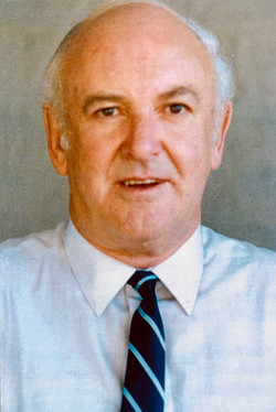 Rev Dr Alan Forbes Reid