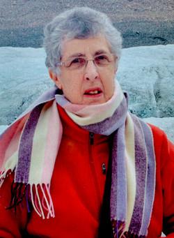 Elaine Margaret Robinson