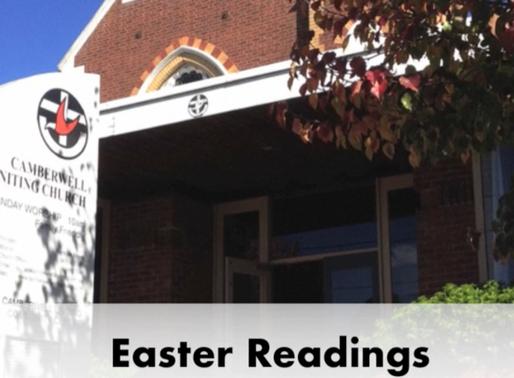 Easter Sunday Readings