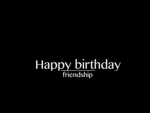 To Those Celebrating Birthdays
